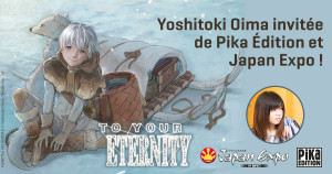 Japan Expo To your eternity