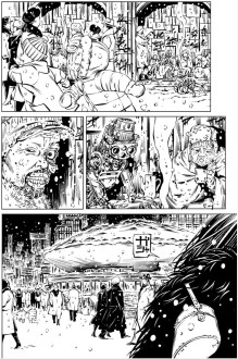 Search and destroy Atsushi Kaneko