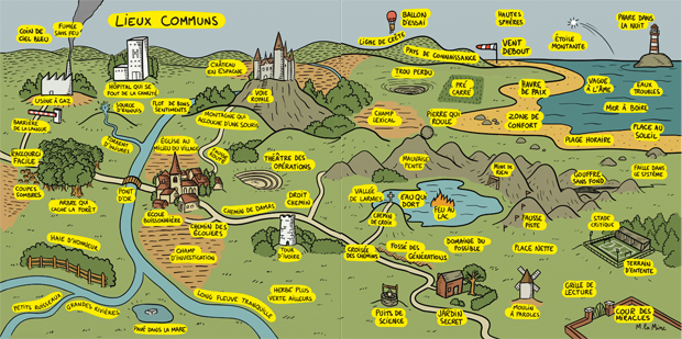 la-mine-lieux-communs