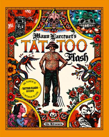 tattoo-flash-larcenet_couv
