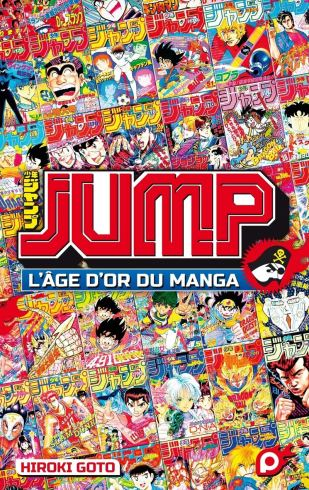JUMP L age d'or du manga