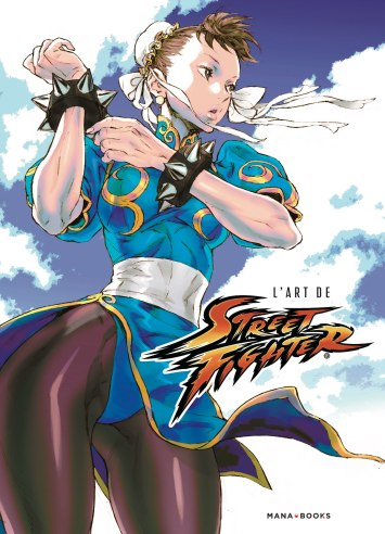 L Art de Street Fighter