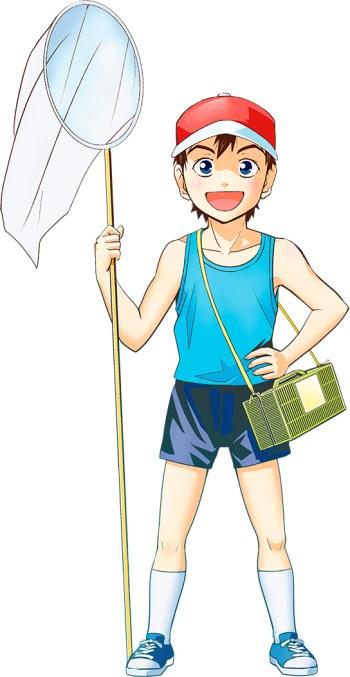 Pokemon Satoshi Tajiri 1