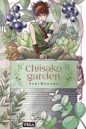Chiisako Garden Couv