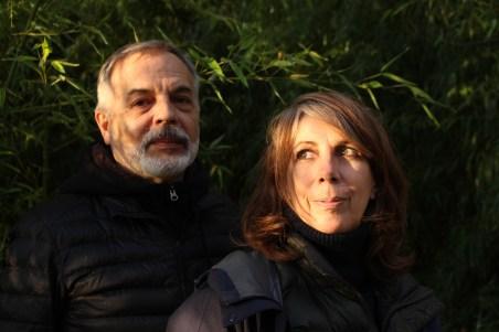 Alain et Désirée Frappier. © Mathilde Loire