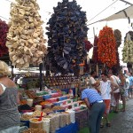 Turgutreis Saturday Market in Turkey