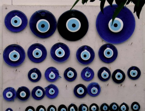 Turkish Evil Eye Photos