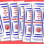 Set of Quick Travel Guides for Bodrum Turkey