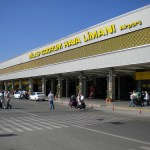 Bodrum Airport Exterior Turkey