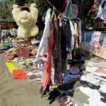 Bitez weekly second hand market, Bodrum Peninsula, Turkey