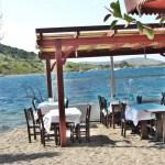 Gumusluk restaurant Bodrum Turkey