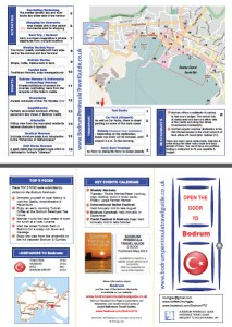 Bodrum Quick Reference Travel Guide