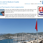 Things to do in Bodrum Visit Castle and Museum of Archaeology