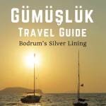 Gumusluk Travel Guide New Cover