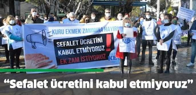 """""""KABUL ETMİYORUZ"""""""