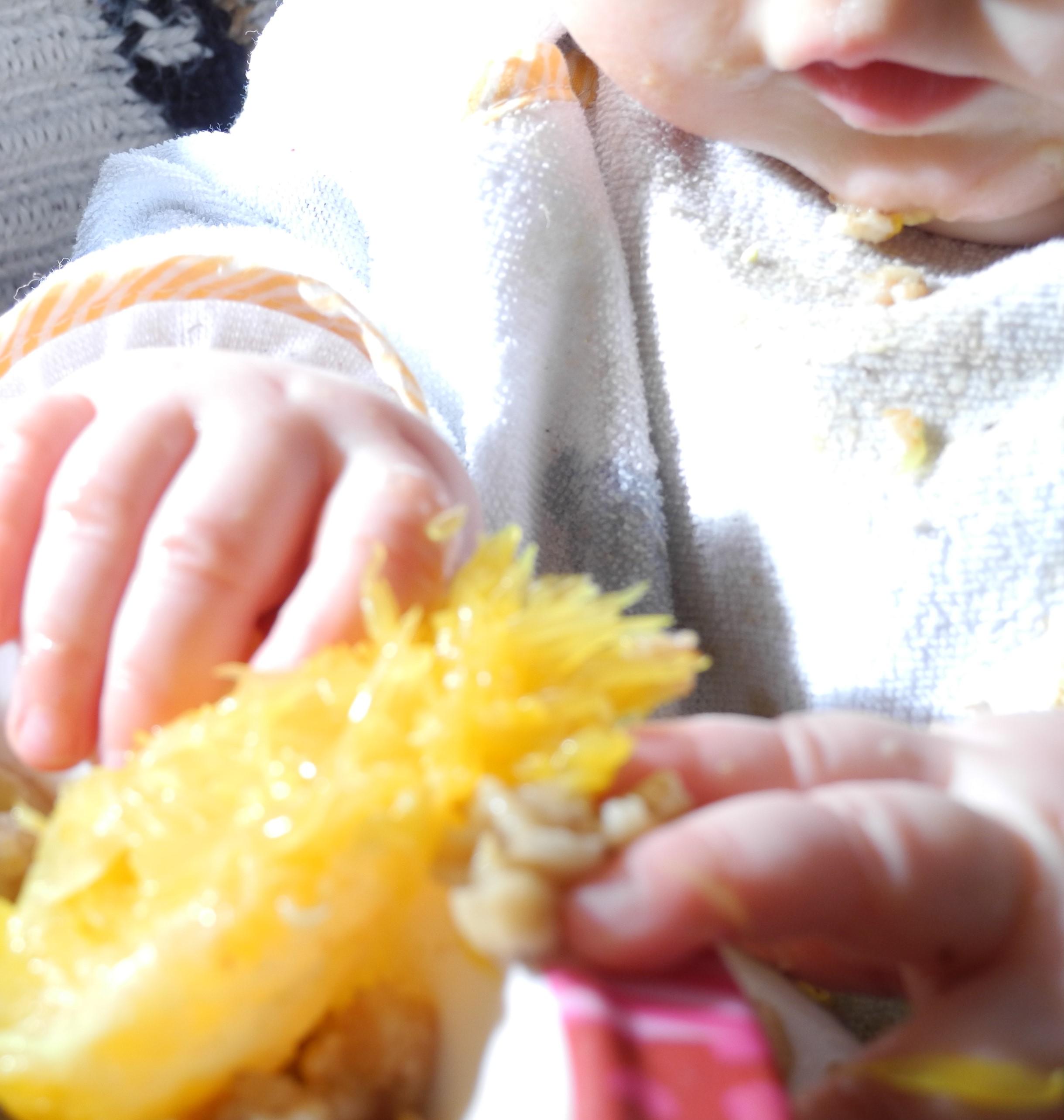Ein kulinarischer Tag aus dem Leben der Breifrei-Tochter