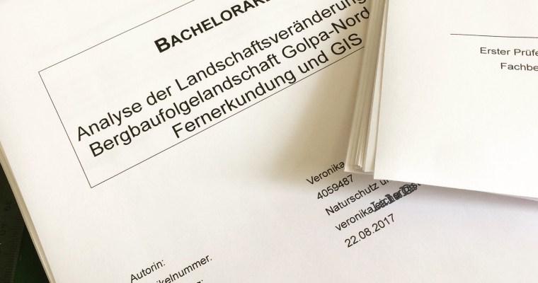 Bachelorarbeit und Baby – gewuppt, den Mumpitz!