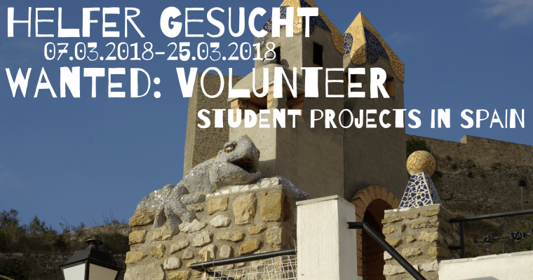 Helfer im März 2018 gesucht! Looking for wwoofers in March 2018!