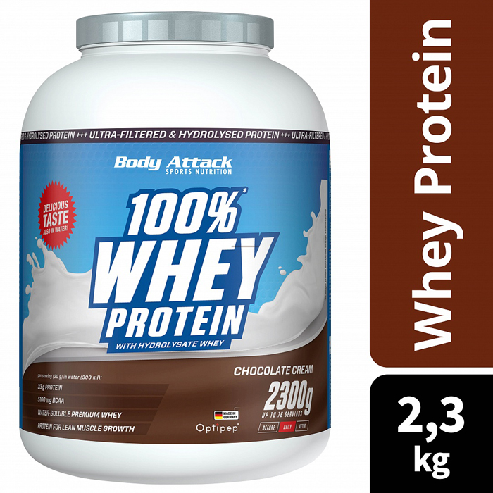 100 Whey Protein High Quality Protein For Your Muscle Building