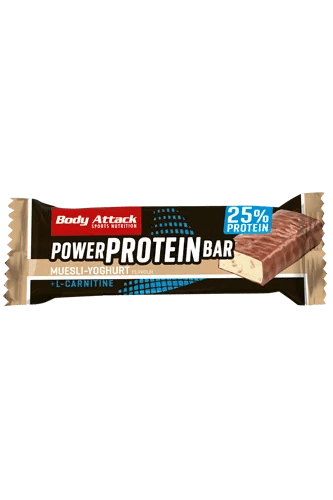 Body Attack Power Protein Bar The Protein Bar To Bite Into