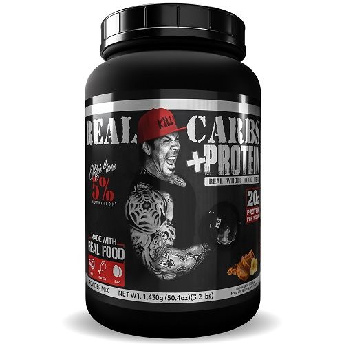 Real Carbs + Protein 22servings Banana Nut Bread
