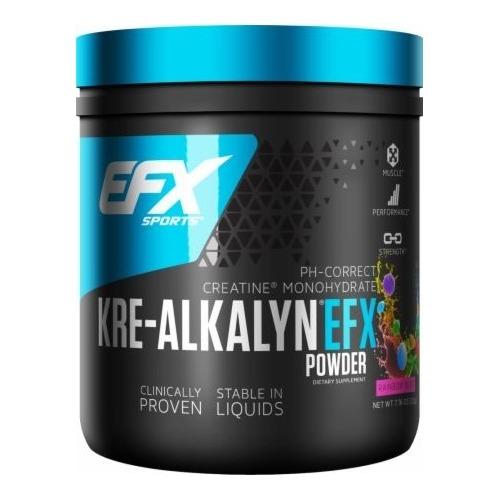 Kre-Alkalyn EFX Powder 220gr Rainbow Blast