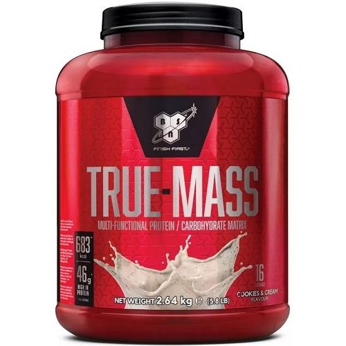 True Mass 2640gr Cookies & Cream