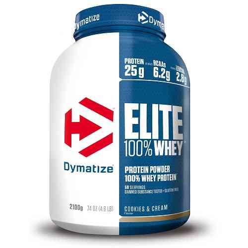 Elite Whey Protein 2100gr Cookies & Cream