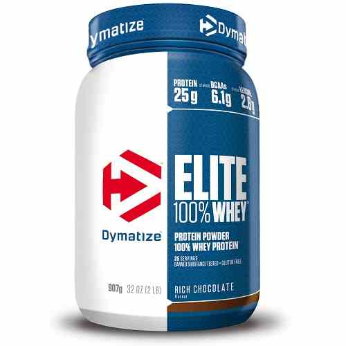 Elite Whey Protein 907gr Chocolade