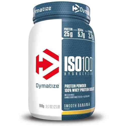 ISO-100 900gr Banaan