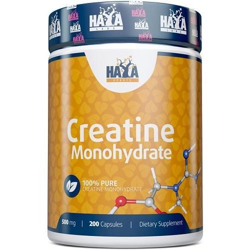 Sports Creatine Monohydrate 200caps