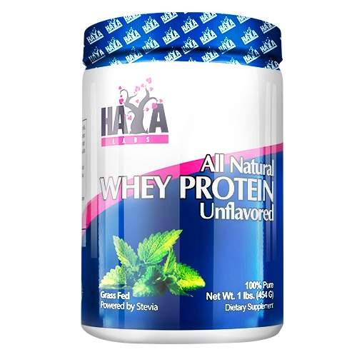 Whey Protein All Natural 454gr Naturel