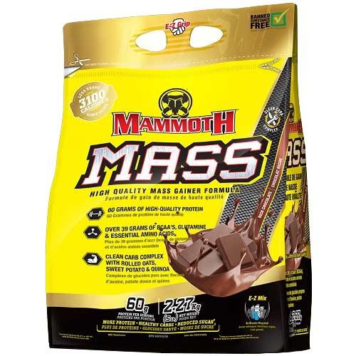 Mammoth Mass (Mammoth 2500) 2270gr Chocolade
