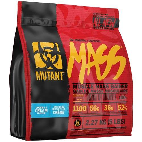 Mutant Mass 2270gr Cookies & Cream