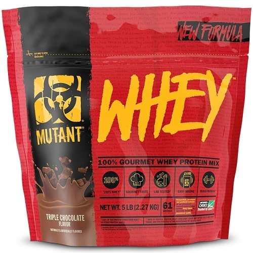 Mutant Whey 2270gr Chocolade