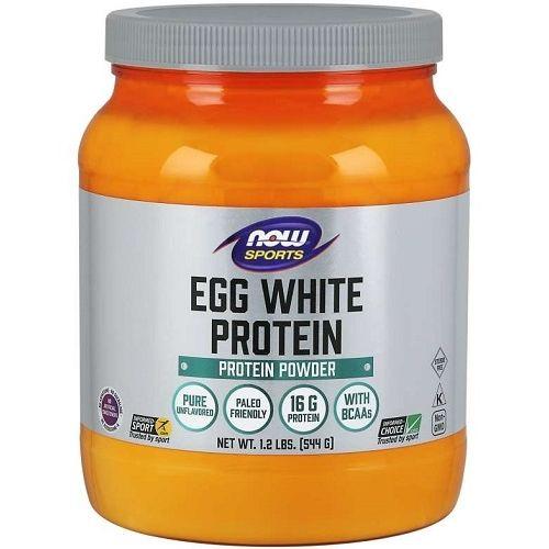 Egg White Protein Powder 544gr