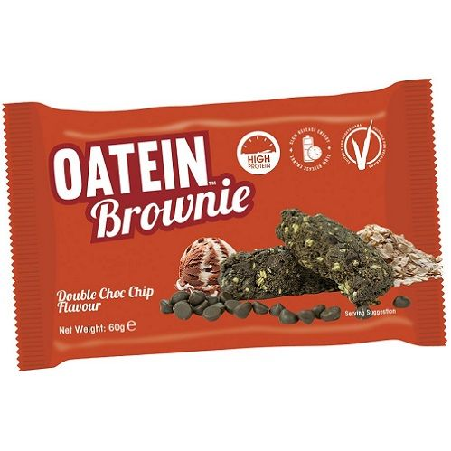 Oatein Brownie 15brownies White Choco Chip