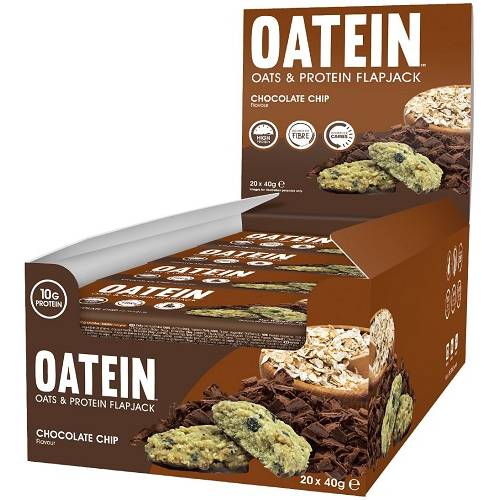 Protein Flapjack 12repen Chocolade