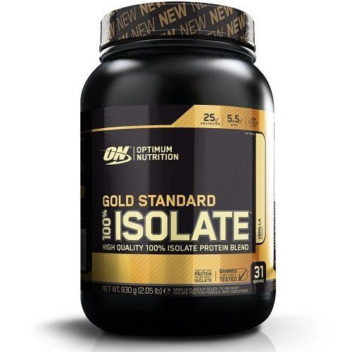Gold Standard 100% Isolate 930gr Vanille