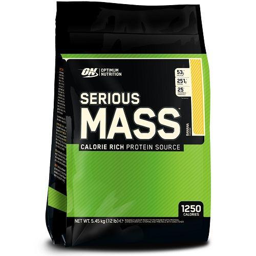Serious Mass 5450gr Banaan