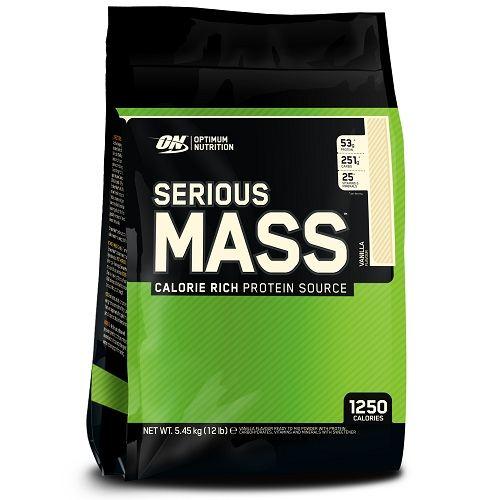 Serious Mass 5450gr Vanille