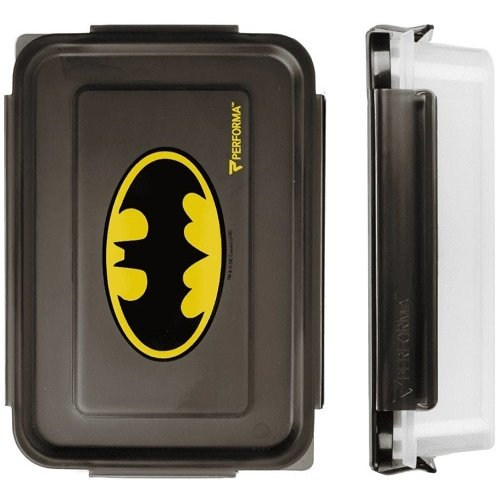 Meal Container Batman 3x 710ml