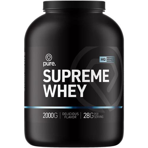 -Supreme Whey 2000gr Chocolade/Caramel