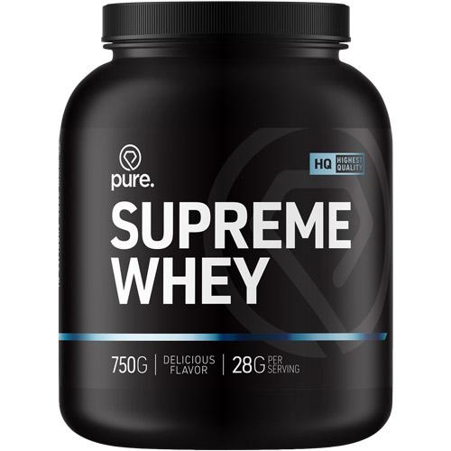 -Supreme Whey 750gr