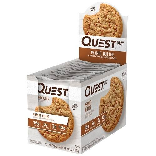Protein Cookies 12cookies Peanut Butter