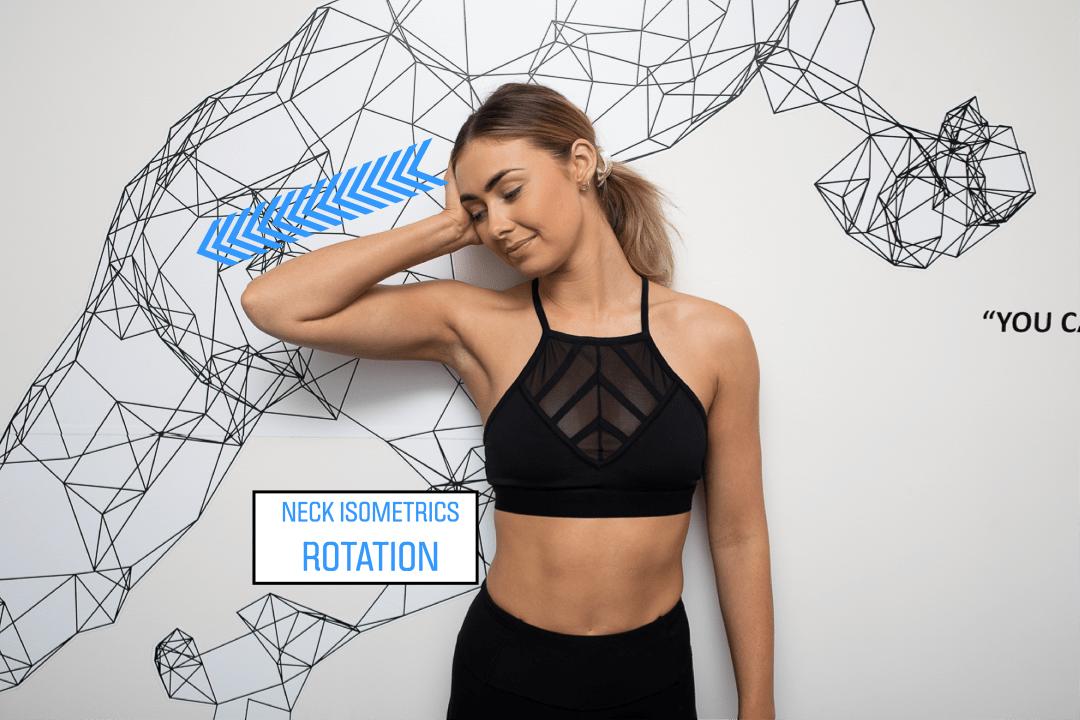 Isometrics, Isometrics: How can it help neck pain?