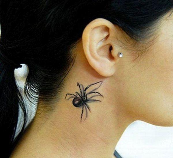 Freaky Spider