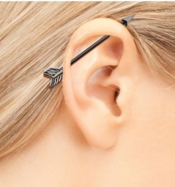 Industrial piercing 3