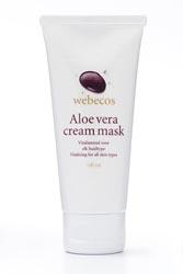 Aloë Vera cream mask
