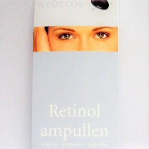 Ampullen Retinol  10 x 3 ml